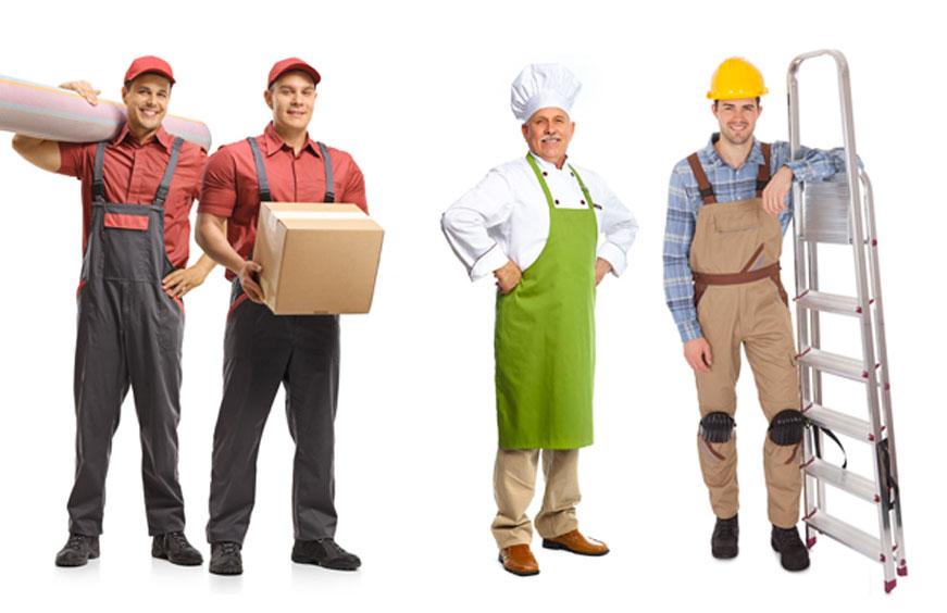 Come scegliere gli abiti da lavoro? affidati all'esperienza di Unika diffusion