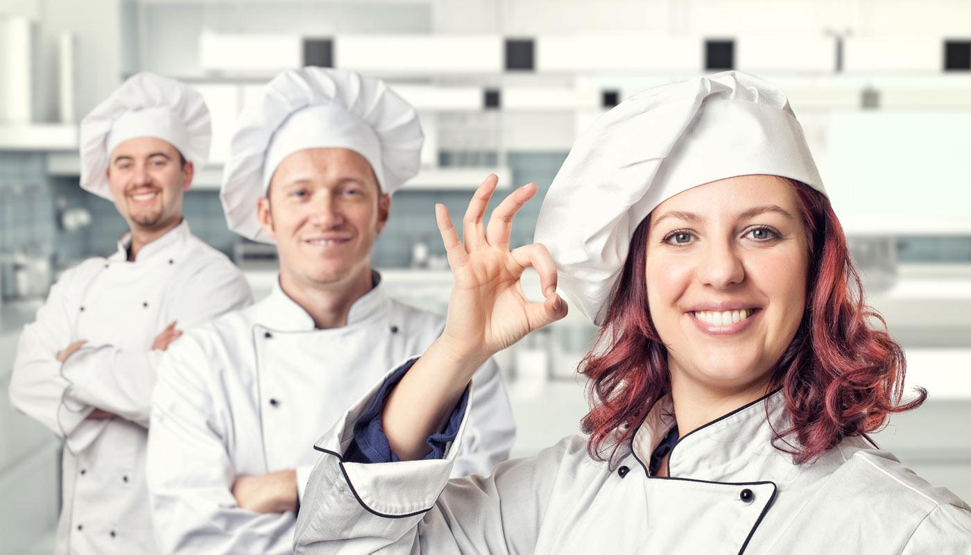 Cerca la miglior giacca di chef per un ristorante elegante. Unika Diffusion