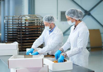 """nika Diffusion propone varie soluzioni per la """"divisa bianco alimentare"""""""