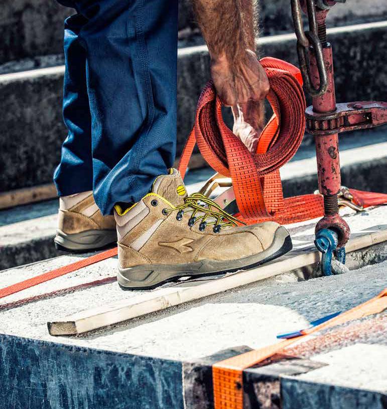 Scarpe da lavoro alte e basse