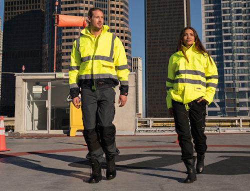 Abbigliamento e giubbotti alta visibilità: guida alla scelta
