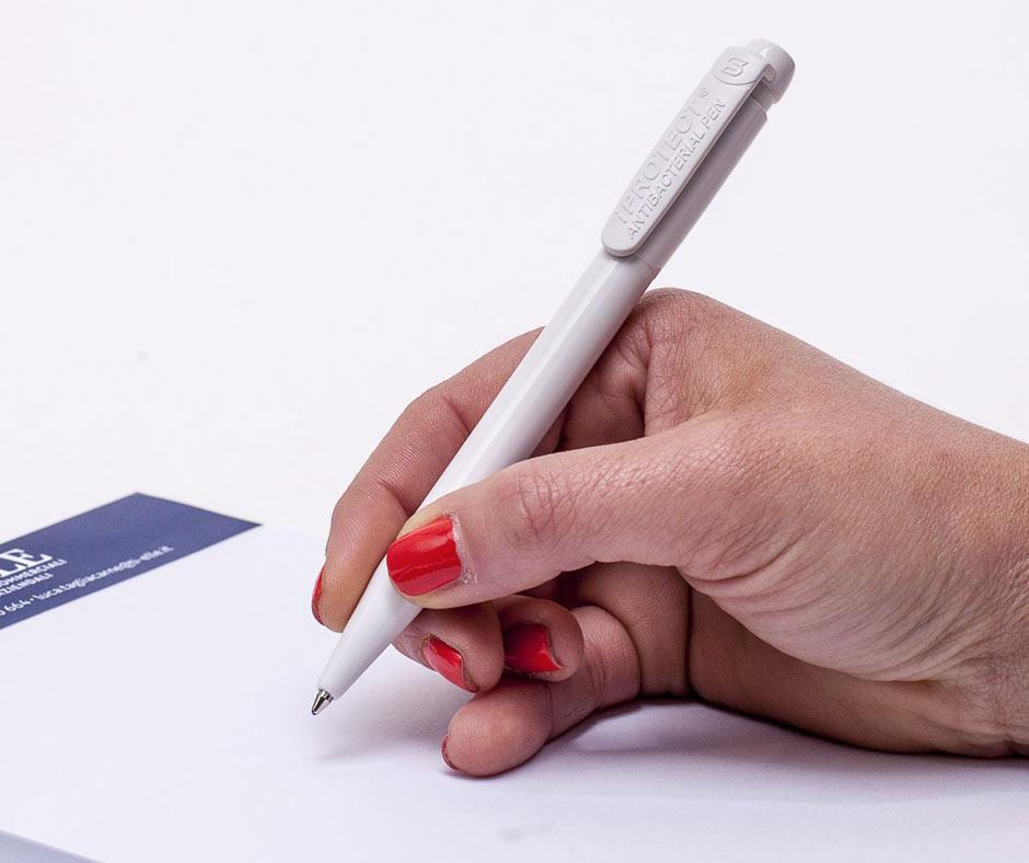 IPROTECT penna antibatterica agli ioni di zinco